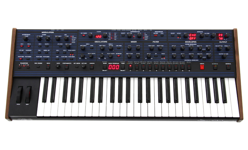 Sequential OB-6 Polyphonic Analog Synthesizer