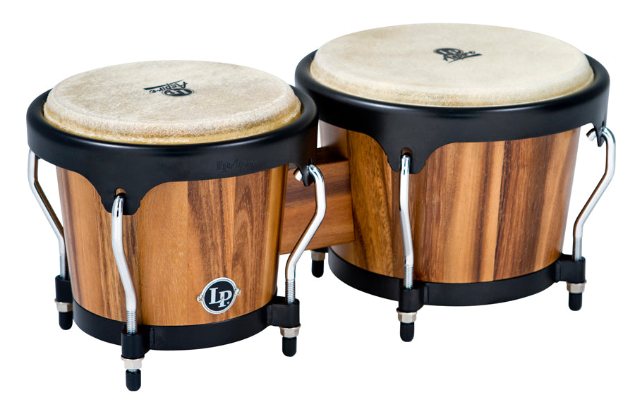 LP LPA601-SW Aspire Jamjuree Wood Bongos