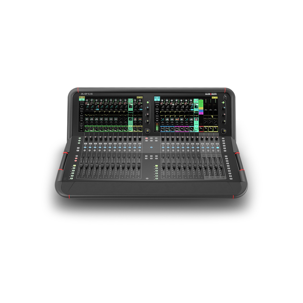Allen & Heath Avantis 64-Channel Digital Mixer