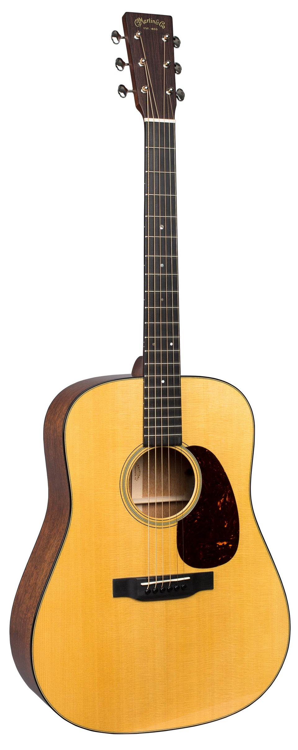 Martin D-18E Dreadnought Acoustic Electric Guitar