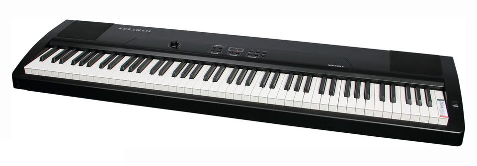 Kurzweil MPS10F 88-Key Real-Grand Hammer-Action Portable Digital Piano