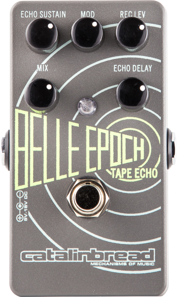 Catalinbread Belle Epoch Tape Echo Emulation Delay Pedal