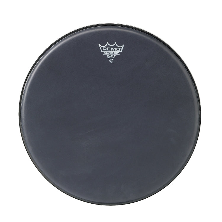 "Remo 14"" Black X Snare Drum Head"