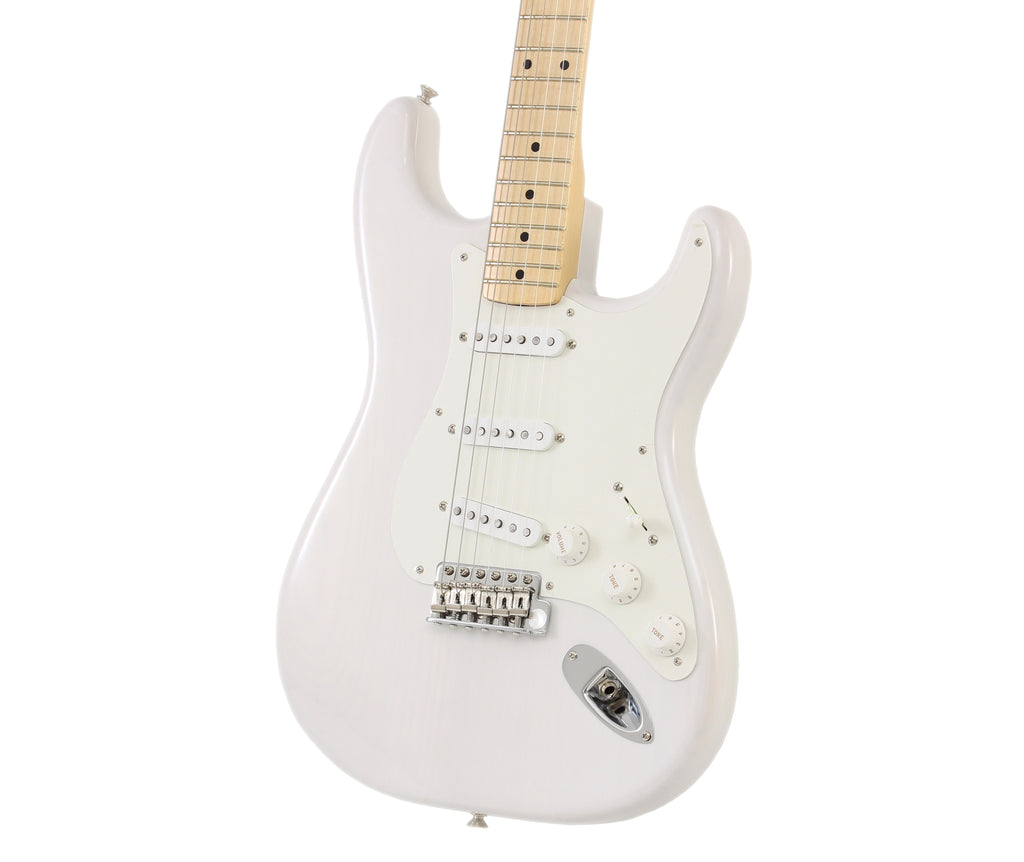 Fender American Original '50s Stratocaster MN Electric Guitar - White Blonde