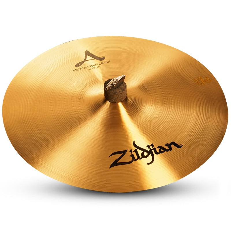 Zildjian A Medium Thin Crash Cymbal