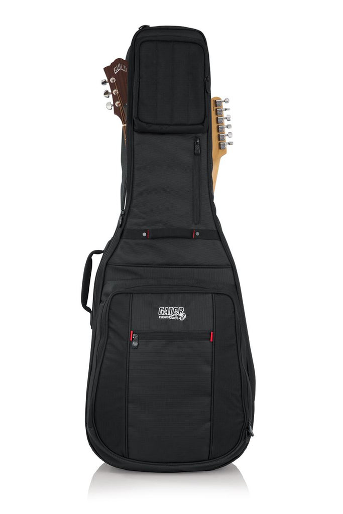 Gator Pro-Go Acoustic/Electric Double Guitar Gig Bag