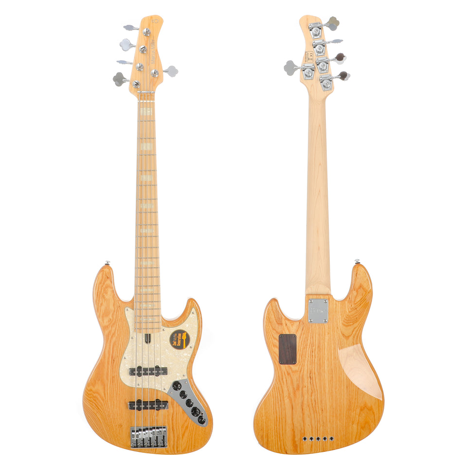 Sire Marcus Miller V7 Swamp Ash 5 (2nd Gen) Electric Bass Guitar