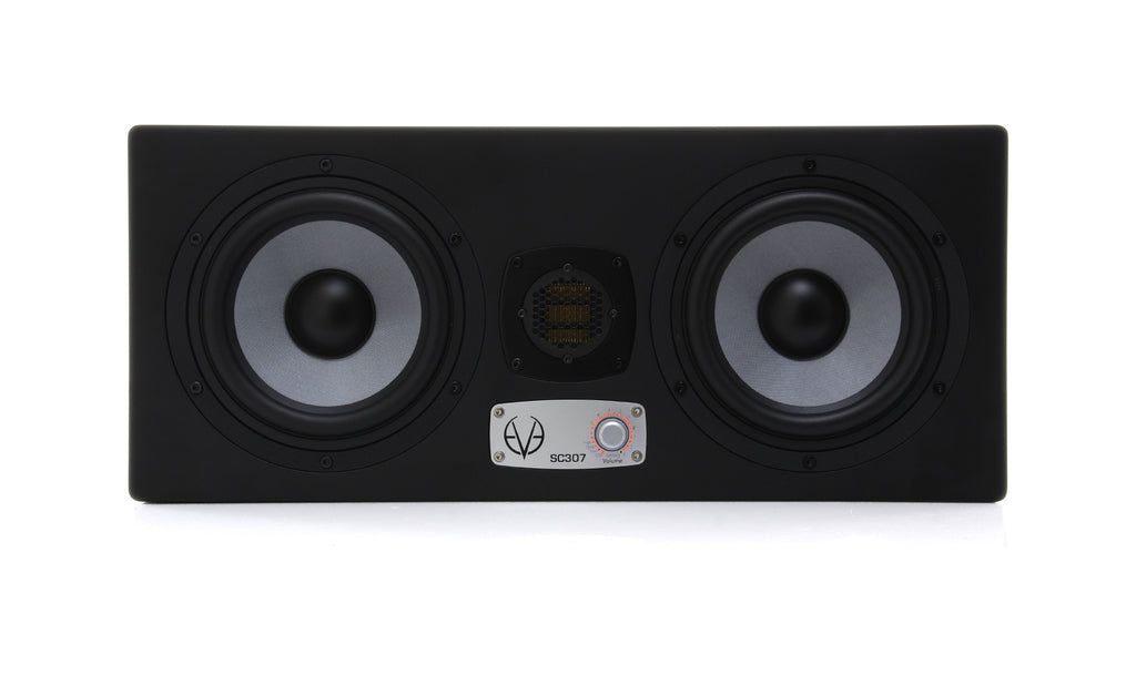 "EVE Audio SC307 3-Way Dual 6.5"" Active Monitor"