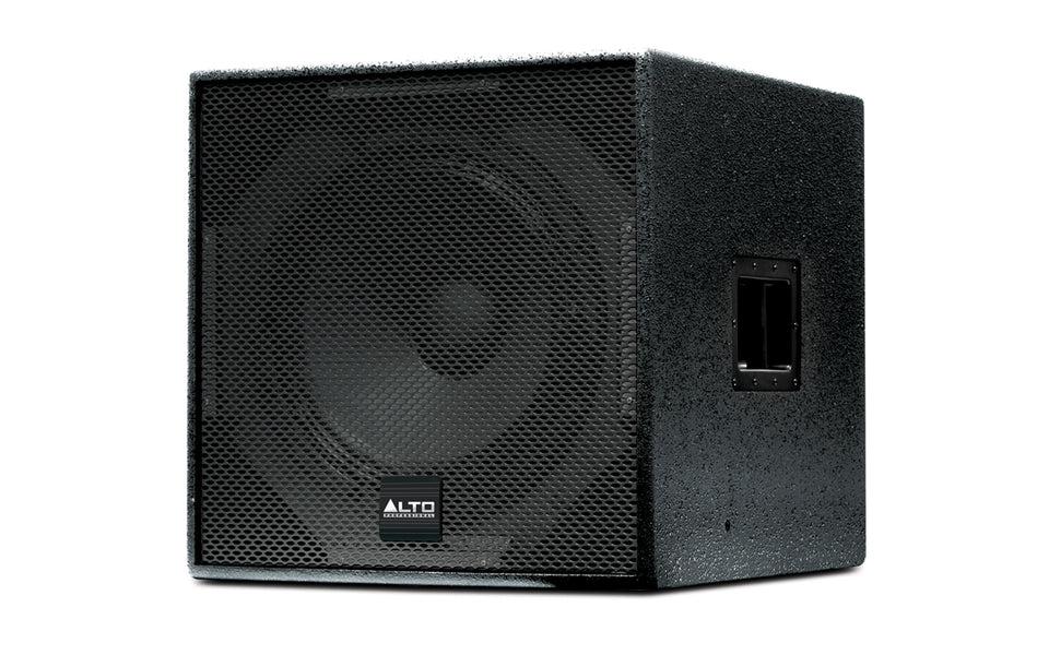 Alto Professional SXA18P Vented Line Array Subwoofer