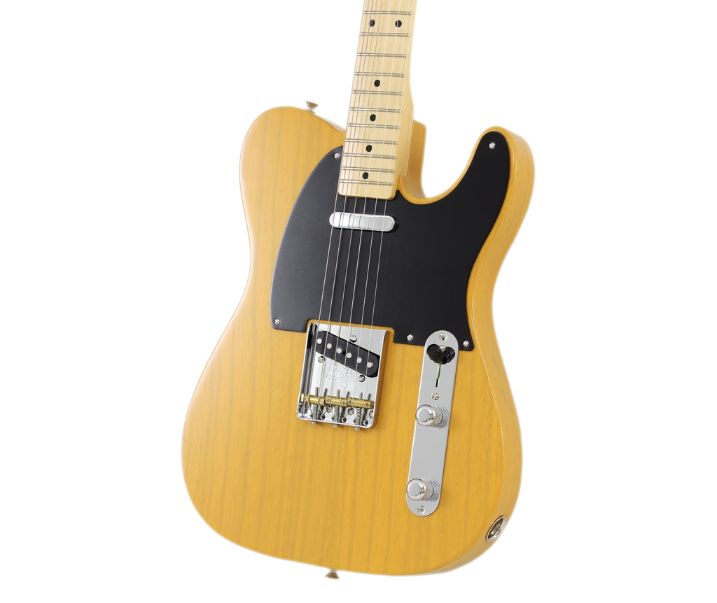 Fender American Original '50s Telecaster MN Electric Guitar - Butterscotch Blonde