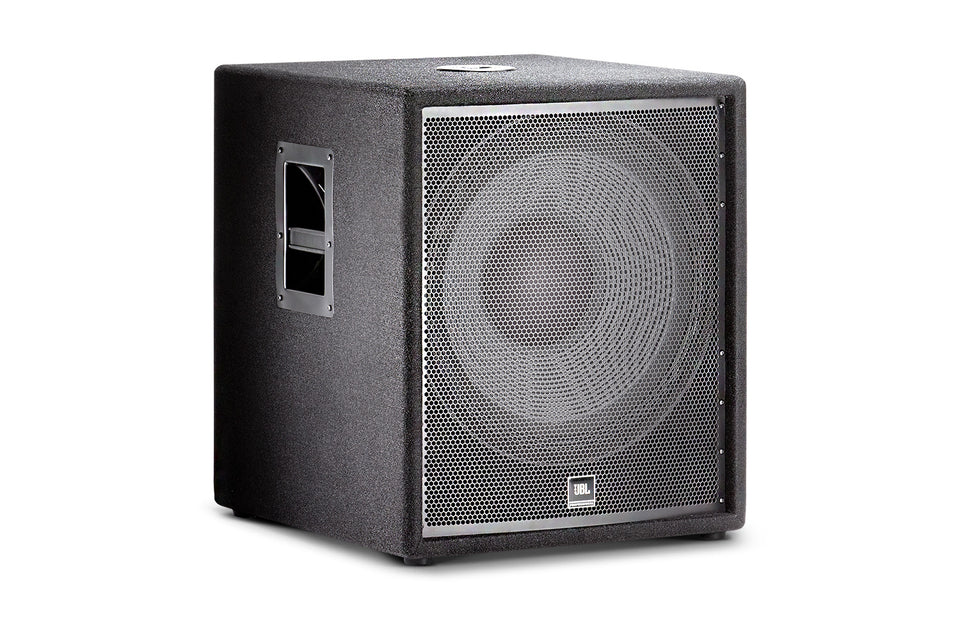"JBL JRX218S Single 18"" Compact Passive Subwoofer"