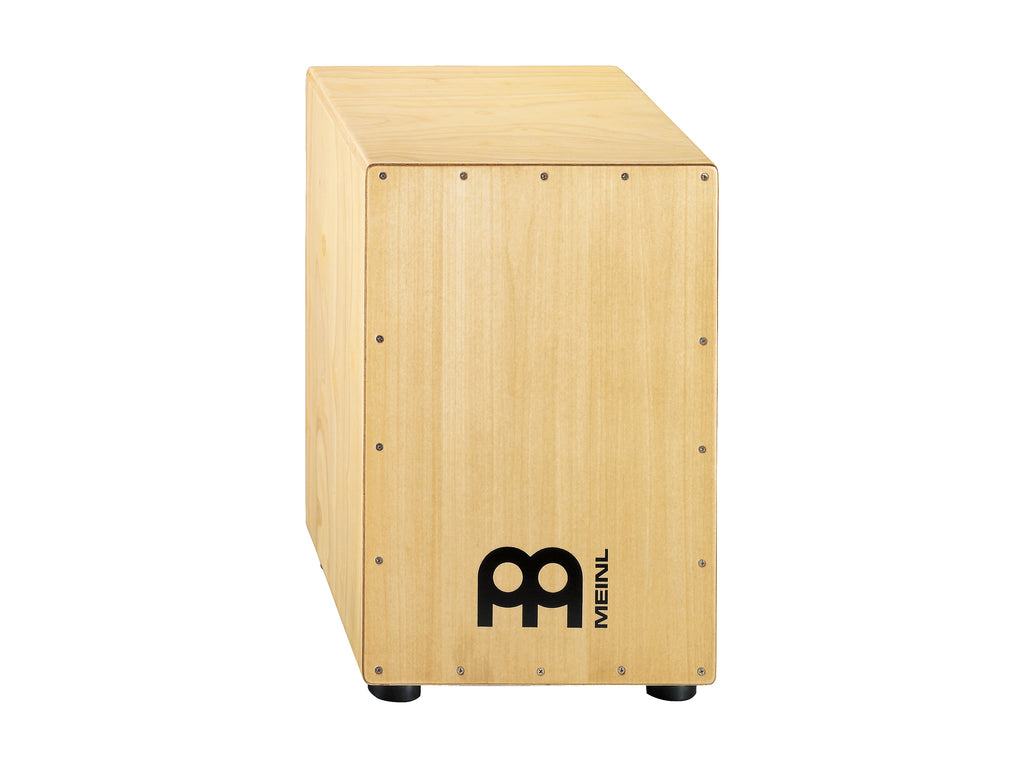 Meinl HCAJ1NT Headliner Cajon With Natural Frontplate