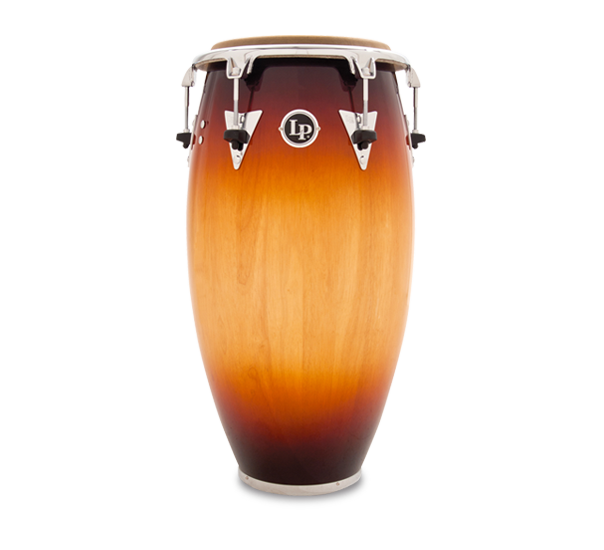 LP LP552T-VSB Classic Top-Tuning Tumba, 12 1/2-Inches, Vintage Sunburst/Chrome