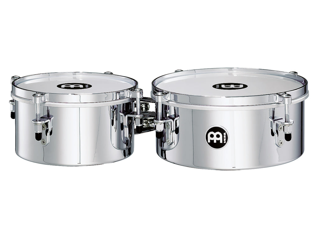 "Meinl MIT810CH Drummer Mini Timbales 8"" & 10"""