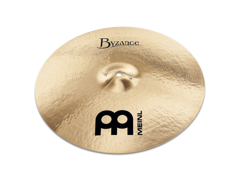 Meinl Byzance Brilliant Medium Thin Crash Cymbal