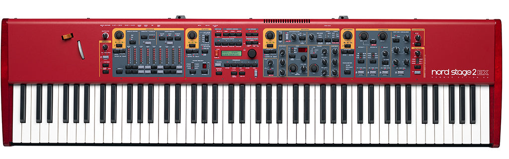 Nord Stage 2 EX 88 88 Key Hammer Action Digital Piano