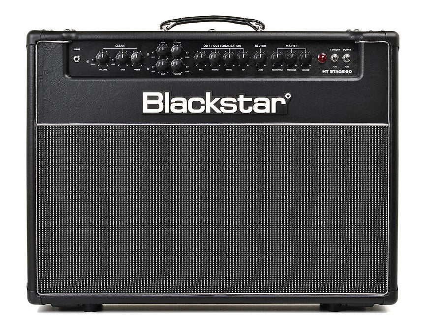 "Blackstar HT Stage 60 Mark II 60W 1 x 12"" Guitar Combo Amplifier"