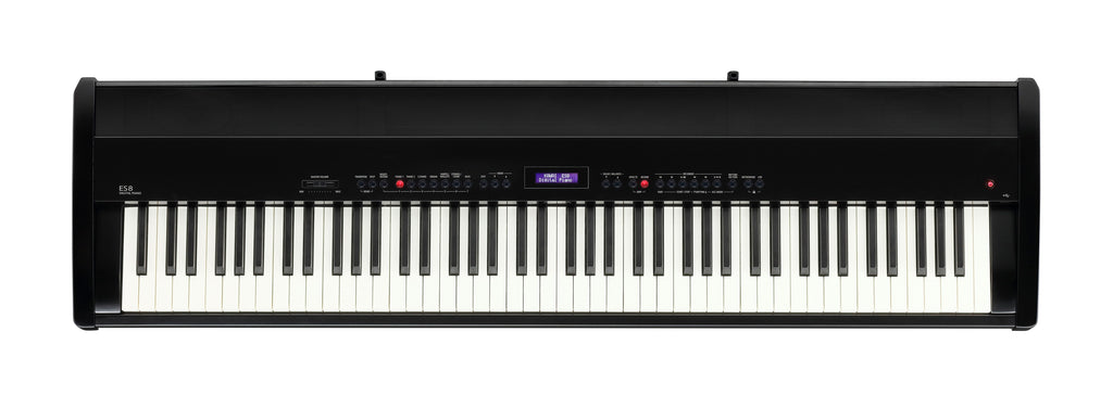 Kawai ES8 Portable Digital Piano - Black