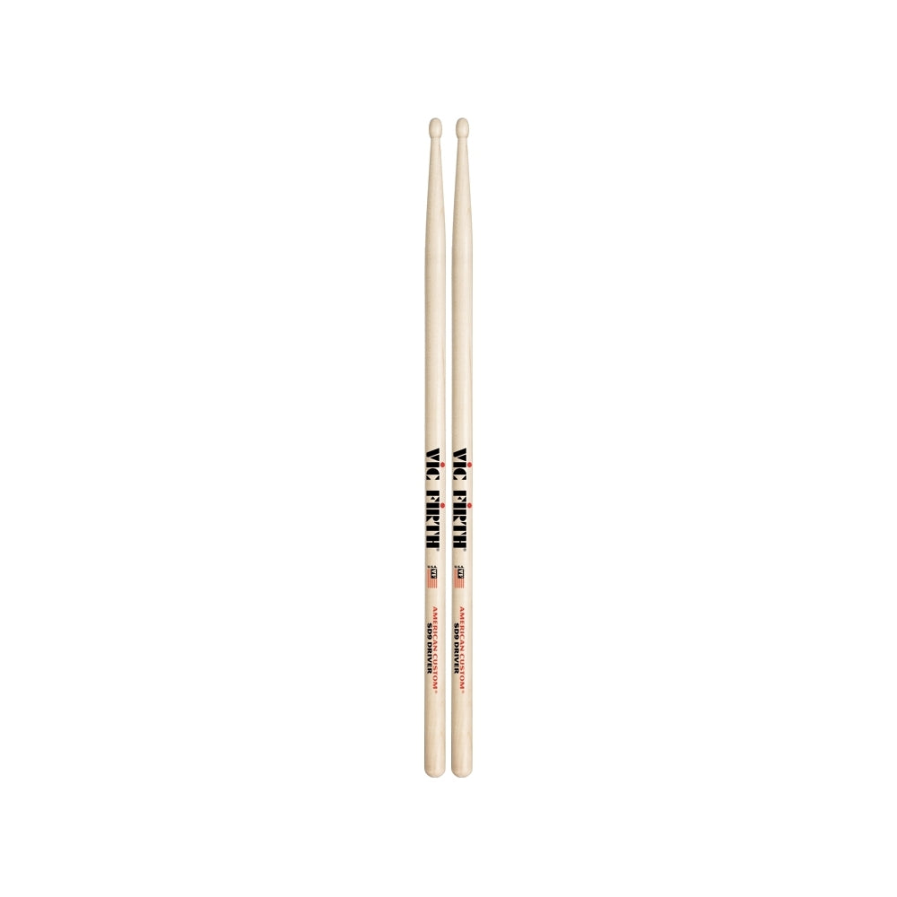 Vic Firth Driver American Custom Maple Drumsticks