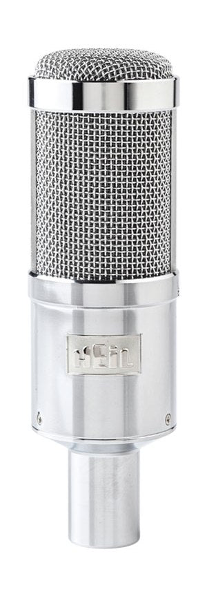 Heil PR 40 Broadcast / Voice-Over / Bass Instrument Dynamic Mic - Chrome Finish