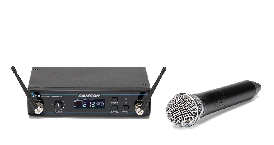 Samson Concert 99 Handheld Frequency-Agile UHF Wireless System