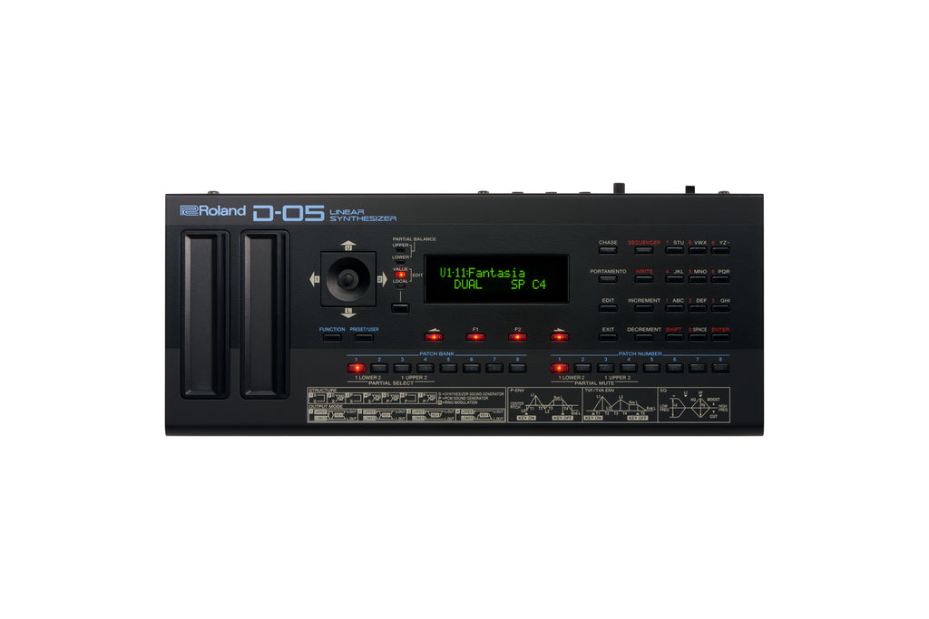 Roland D-05 Linear Synthesizer Module