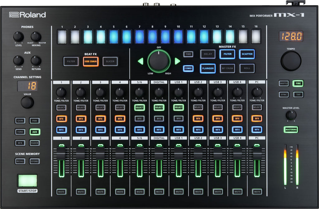 Roland MX-1 Performance Mixer
