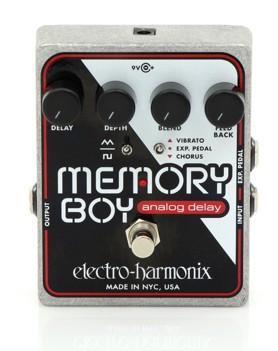 Products Page 68 Defunc Plus Hybrid Corded Earbud Electro Harmonix Deluxe Memory Boy Analog Delay Pedal