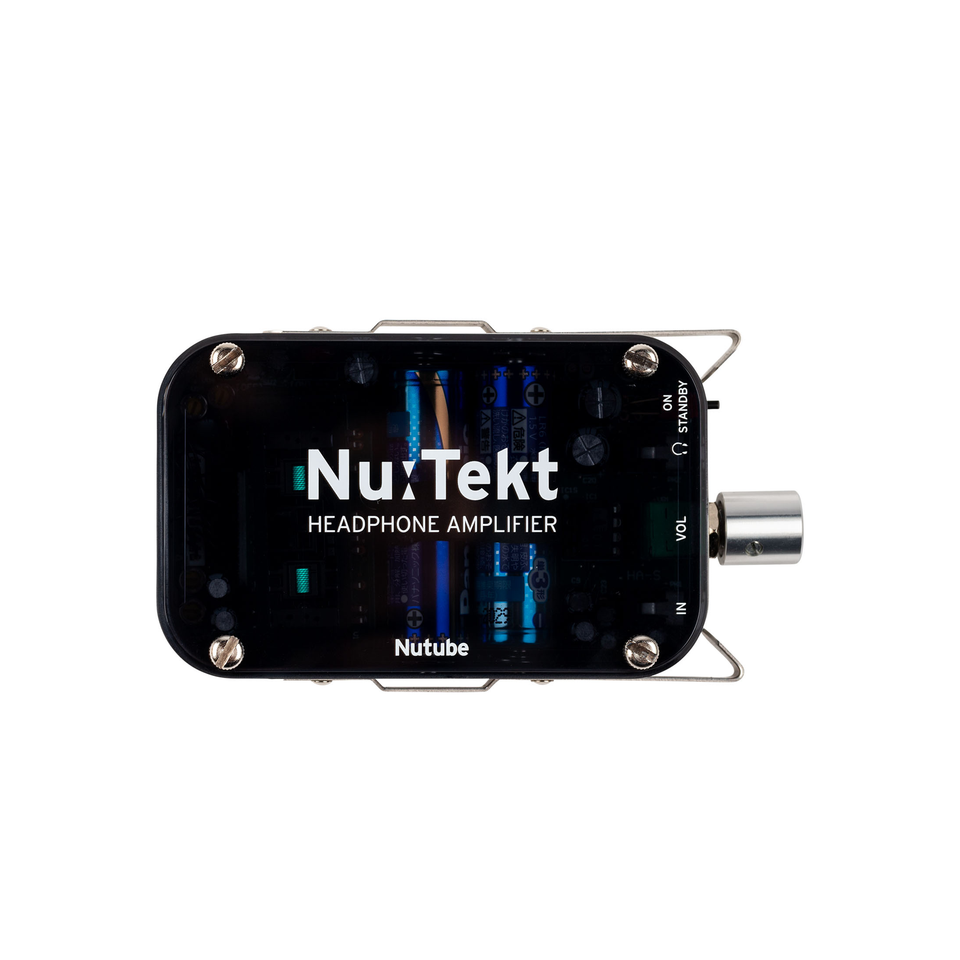 Korg Nu:Tekt HA-S DIY Headphone Amplifier Kit