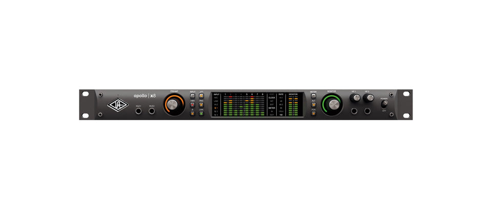 Universal Audio Apollo x8 Thunderbolt 3 Audio Interface