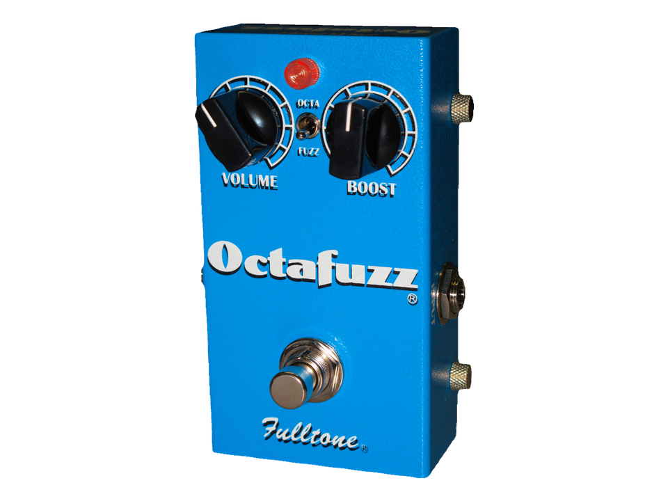 Fulltone Octafuzz OF-2 Fuzz Guitar Effects Pedal