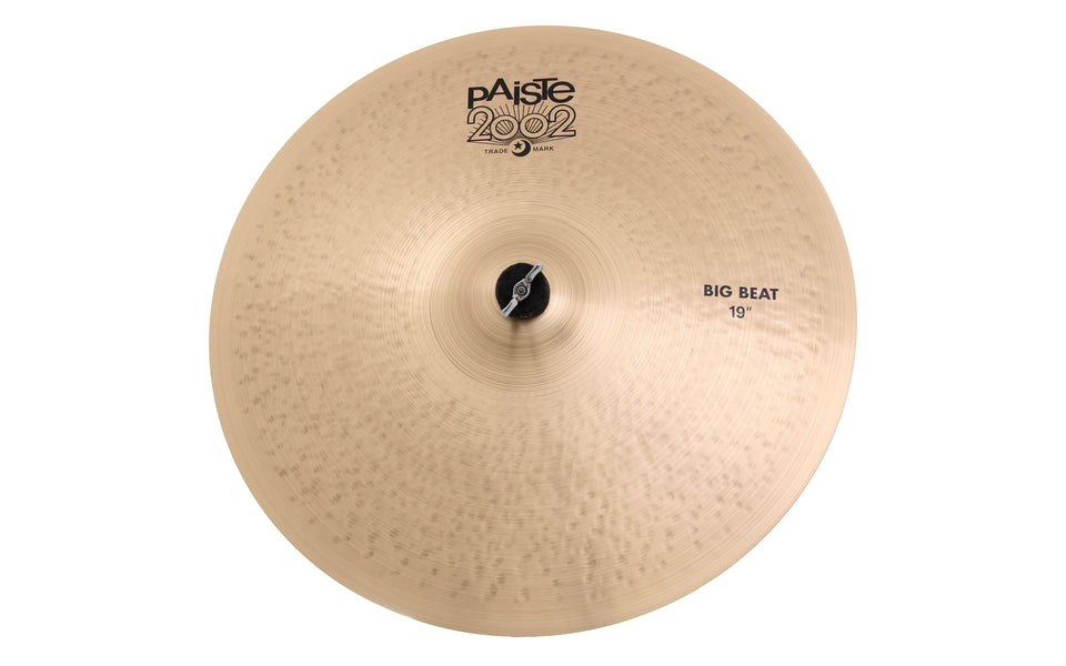Paiste 2002 Big Beat Crash/Ride Cymbal