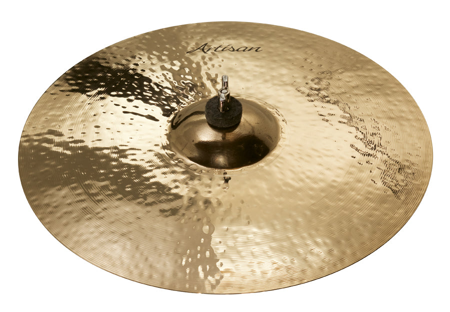 "Sabian 17"" Artisan Crash Cymbal Brilliant Finish"
