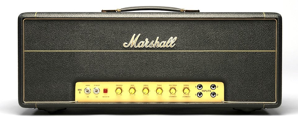 Marshall 1959SLP 100W All-Valve Super Lead Plexi Amp Head