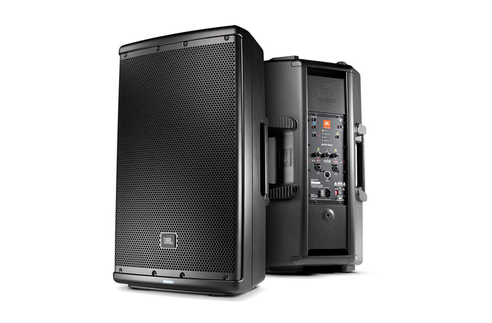 "JBL EON612 12"" Two-Way Multipurpose Powered Speaker"