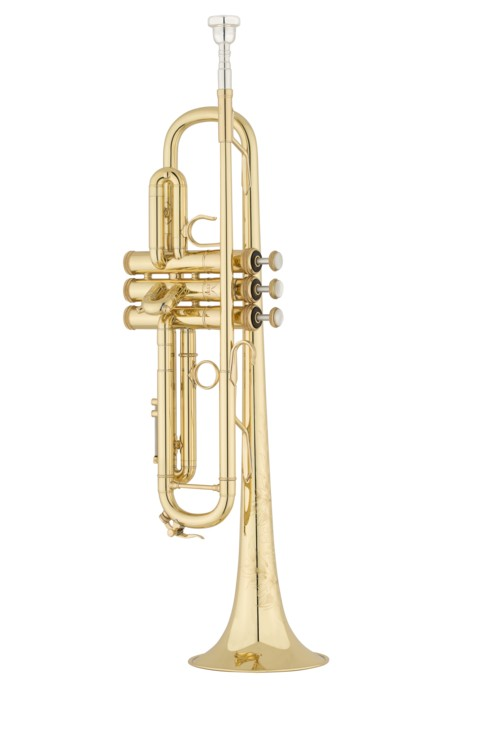 S.E. Shires TRCVLA-ML Bb Trumpet