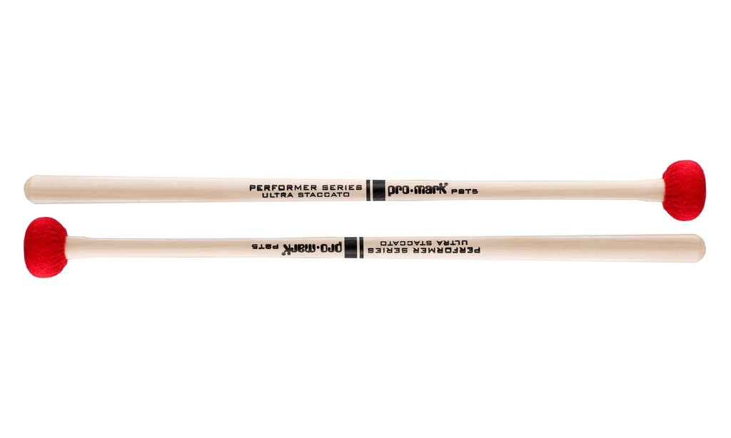 Promark PST5 Performer Series Ultra Staccato Maple Timpani Mallet