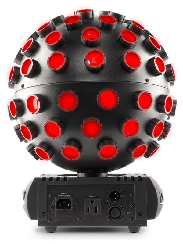 CHAUVET DJ Rotosphere Q3 LED Mirror Ball Simulator Light