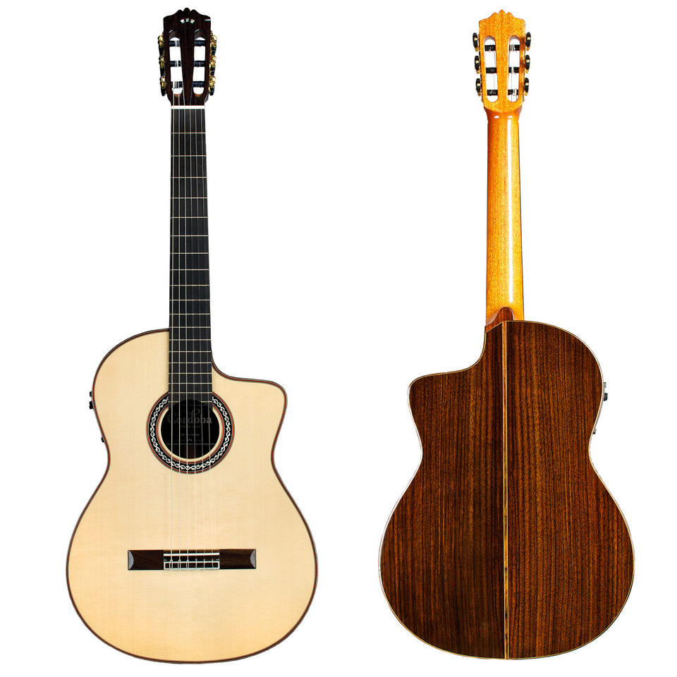Cordoba GK Pro Negra Acoustic/Electric Nylon String Guitar