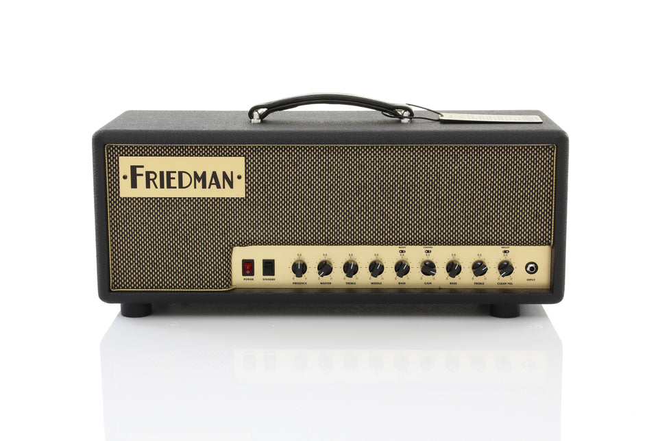 Friedman Runt-50 50W 2-Channel Guitar Amplifier Head