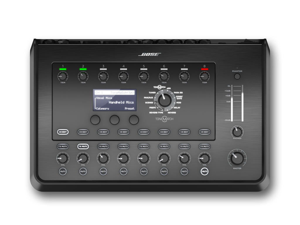 Bose T8S ToneMatch Mixer