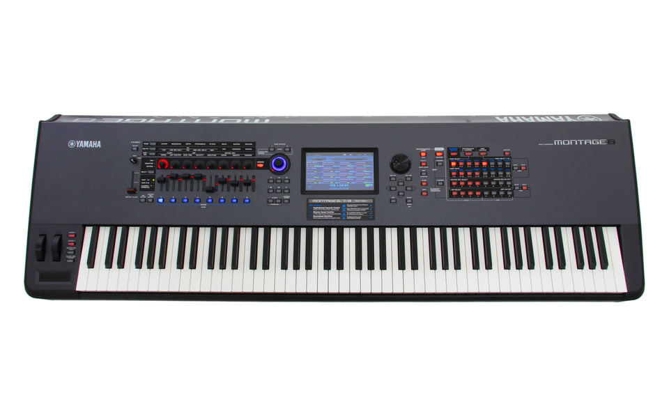 Yamaha Montage 8 88 Key Synthesizer