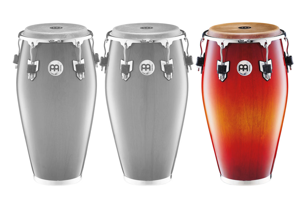 "Meinl MP1212ARF Professional Series 12 1/2"" Tumba - Aztec Red Fade"