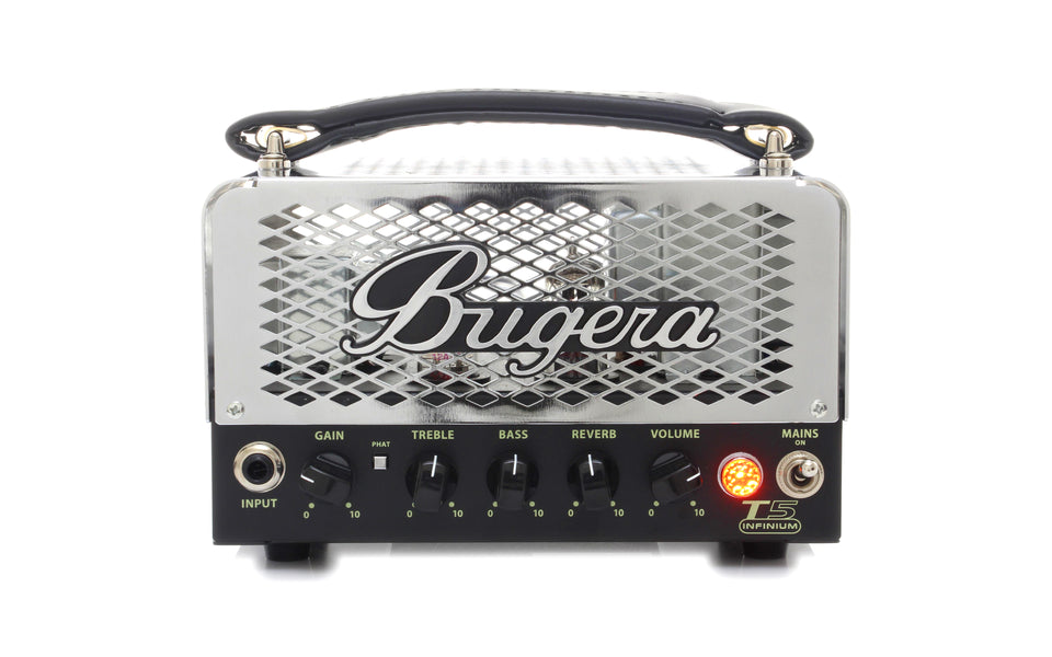 Bugera T5 Infinium 5 Watt Guitar Amplifer Head - Tube
