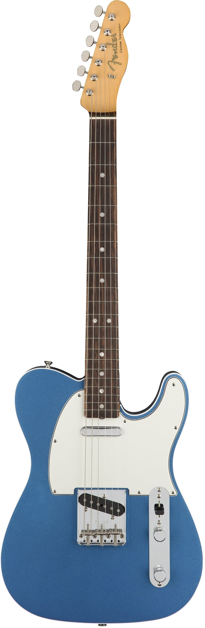 Fender American Original '60s Telecaster - Lake Placid Blue