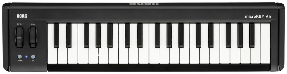 Korg microKEY Air-37 Bluetooth MIDI Keyboard - 37 Key
