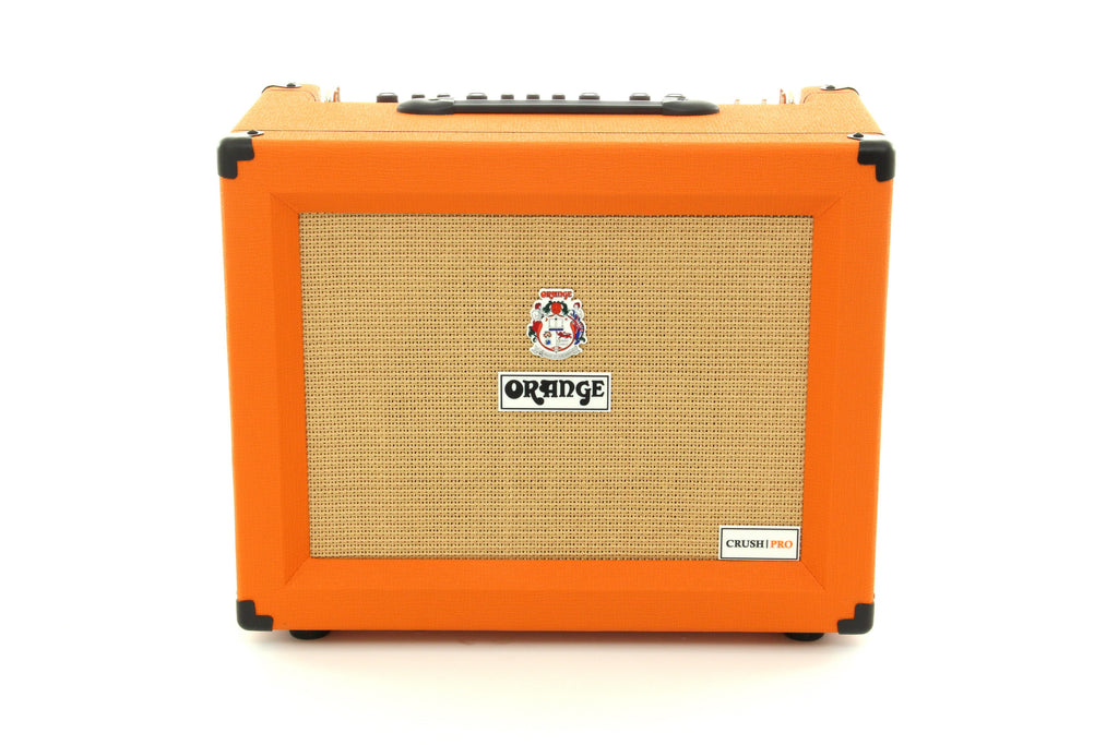 "Orange Crush Pro CR60C 1 X 12"" Combo Amplifier - Orange"