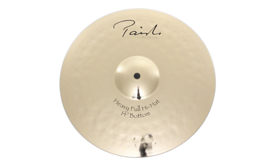 "Paiste 14"" Signature Reflector Heavy Full Hi-Hat Bottom Cymbal"