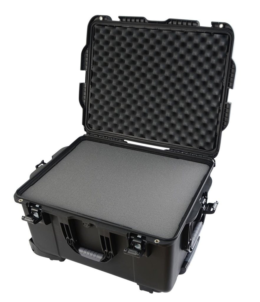 Gator Cases Titan Utility Series Case w/ Handles, Wheels, & Cubed Foam