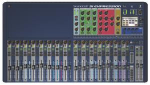 Soundcraft Si Expression 3 36 Channel Digital Mixer